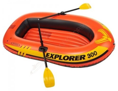 Лодка INTEX Explorer 300 ( 58332 )