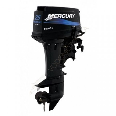 Лодочный мотор Mercury ME 25 ML SeaPro 25 л.с.