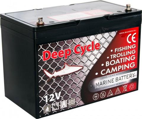 Аккумулятор глубокого разряда Marine Deep Cycle GEL CG12-90TXA