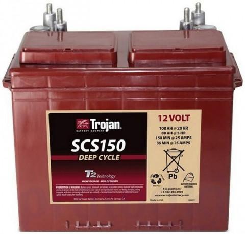 Аккумулятор глубокого разряда Trojan SCS150
