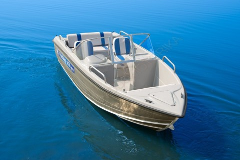 Катер WYATBOAT Wyatboat-470 Open