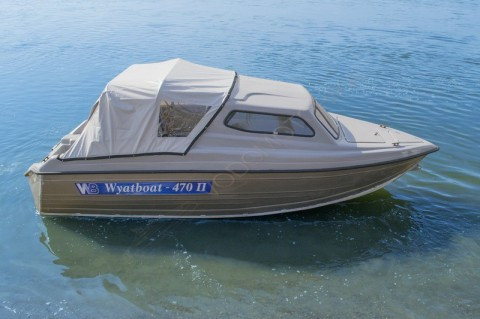 Катер WYATBOAT Wyatboat-470 П