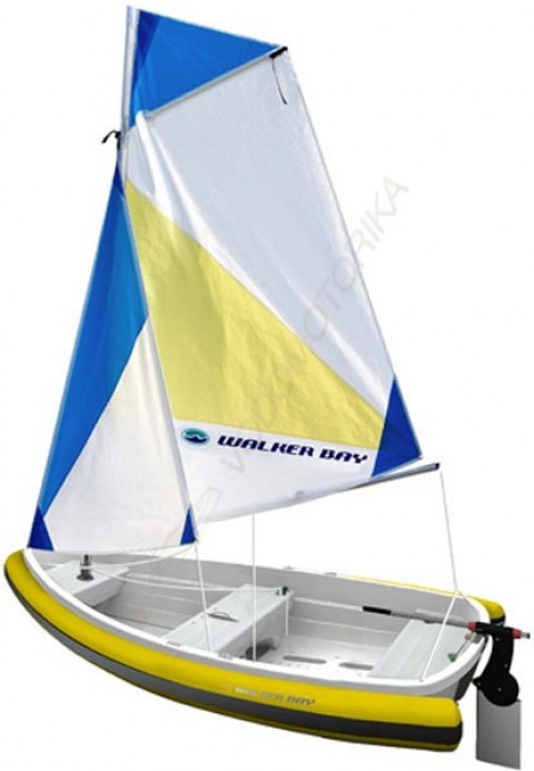 Парусная лодка Walker Bay WB Breeze 10 (СТАКСЕЛЬ)