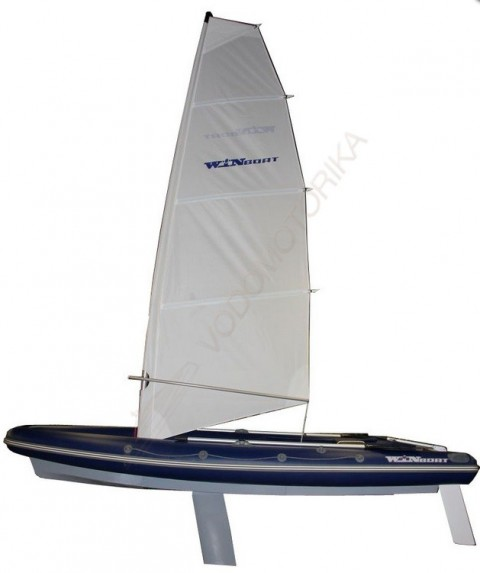 Лодка WinBoat 460R Sail