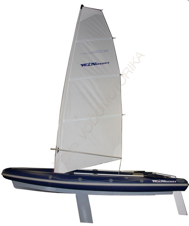 Лодка WinBoat 460RF Sprint Sail