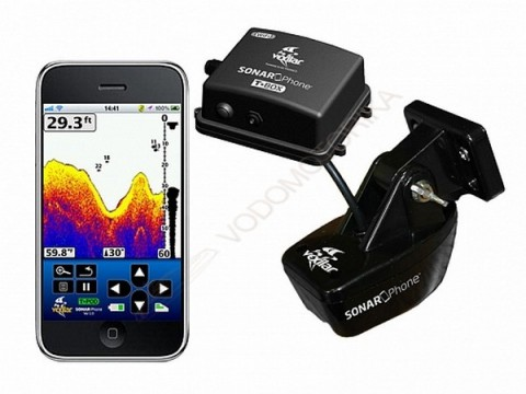 Эхолот Vexilar SONAR Phone SP200