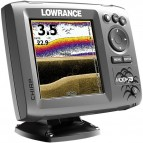 Эхолот Lowrance Hook-5x Mid/High/DownScan