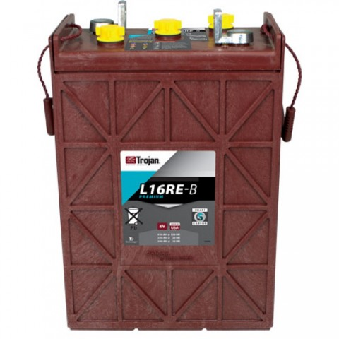 Аккумуляторная батарея TROJAN L16RE-B