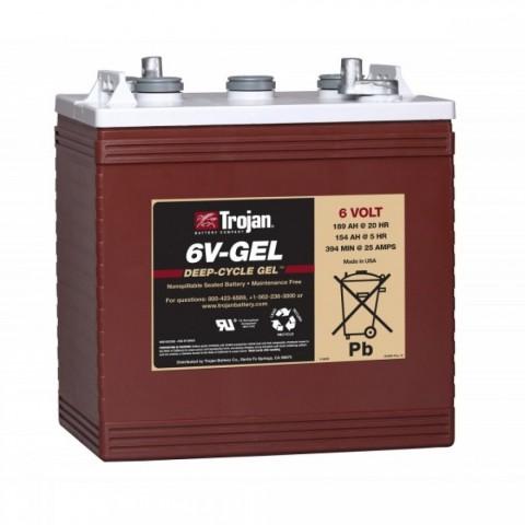 Аккумуляторная батарея TROJAN 6V-GEL