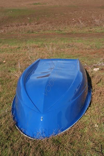 увеличить борта пластиковой лодки