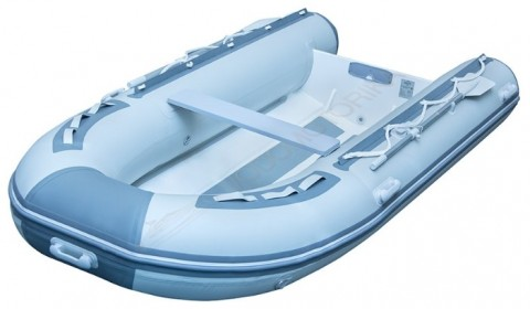 Лодка RIB Baltic Boats BBRIB 380 AL
