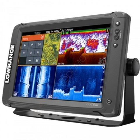 Картплоттер Lowrance Elite-12Ti TotalScan Transducer