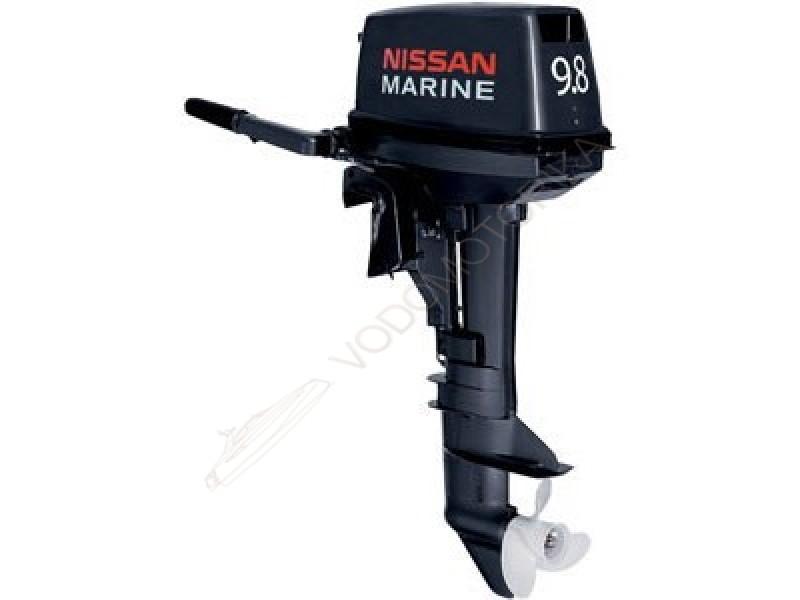 лодочный мотор nissan ns f 9.8 a3
